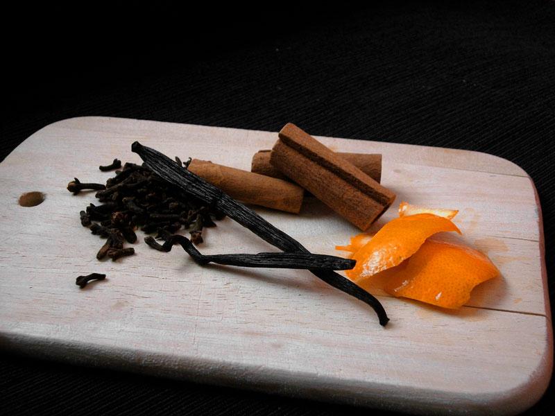 gewuerze fuer cranberry orangen punsch flockelicious. Black Bedroom Furniture Sets. Home Design Ideas