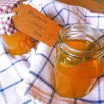 Rhabarber Orangen Gelee - lecker und frisch